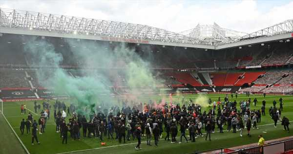 "Man Utd ready for more demonstrations with Liverpool protest ""just the start"""