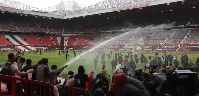 Man Utd release fresh statement detailing how fans forced entry into stadium