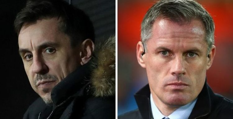 Man Utd vs Liverpool off: Gary Neville and Jamie Carragher make passionate statements