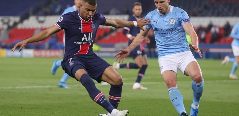 Manchester City vs PSG predicted line-ups: Team news ahead of Champions League fixture tonight
