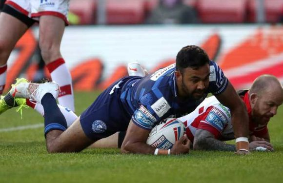 Match Report – Leigh 16 – 30 Wigan