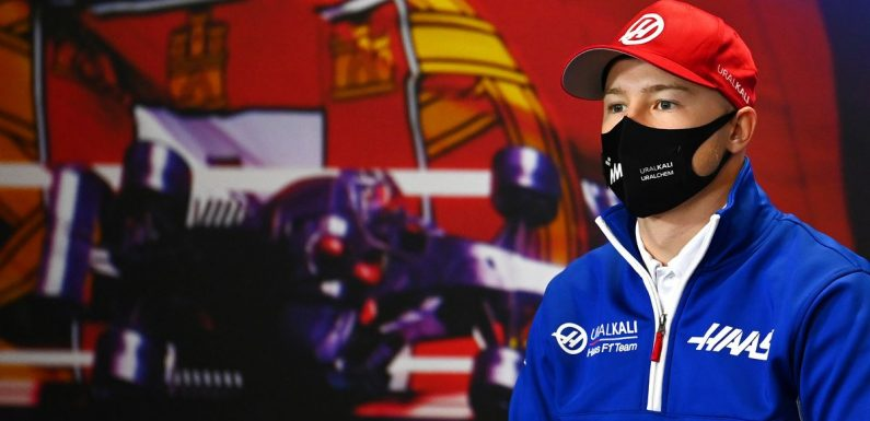 """Mazepin branded """"dumbass"""" and lapped by Williams in nightmare F1 performance"""