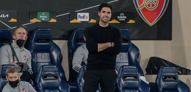 Mikel Arteta 'risked being sacked by Arsenal' with Villarreal decision