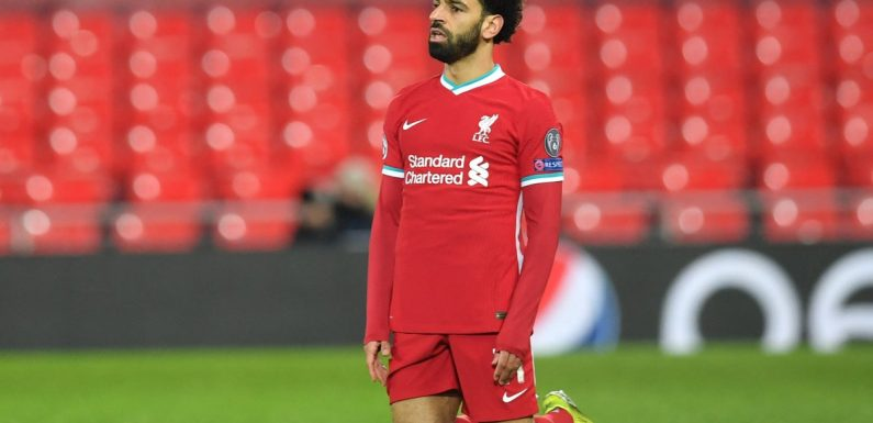 Mohamed Salah: Liverpool yet to open talks over new contract, forward reveals