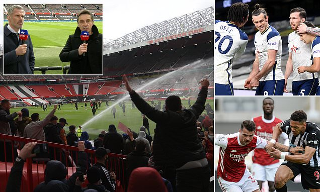 More fans watched United's postponed match than Spurs or Arsenal