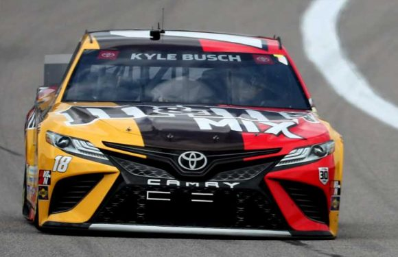 NASCAR at Darlington live race updates, results, highlights from Goodyear 400