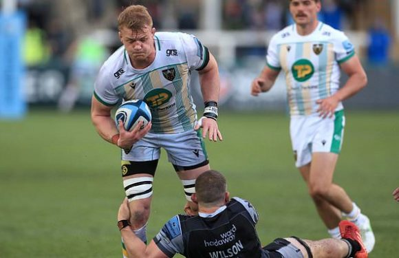 Newcastle 18-10 Northampton: Saints let lead slip at Kingston Park