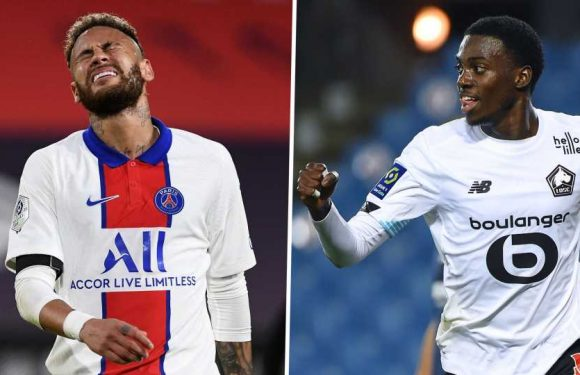 Neymar is a 'good friend' but USMNT forward Weah is desperate for Lille to knock PSG off their perch