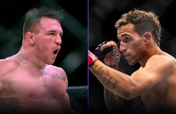 Oliveira vs. Chandler purse, salaries: How much money will they make at UFC 262?