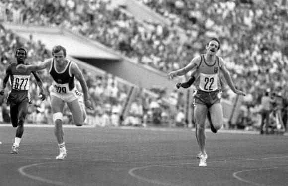 Olympic champion Rick Mitchell dies aged 66