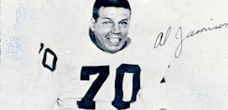 Original member of Houston Oilers, three-time All-Pro LT Al Jamison dies at 83