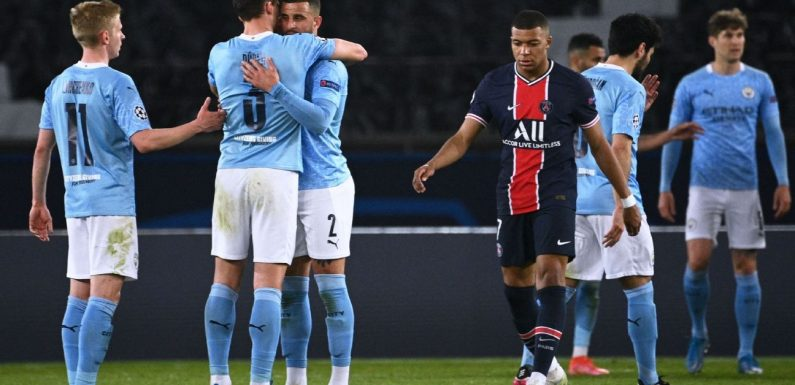 PSG look to recreate Manchester magic, but Man City no pushovers