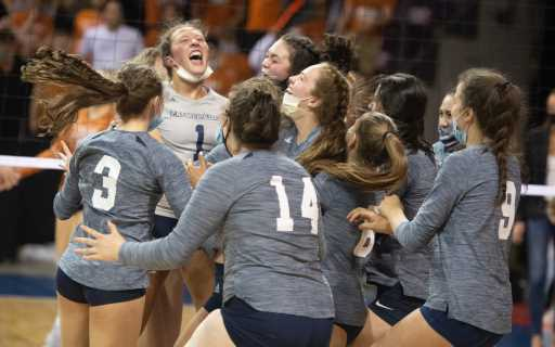 Palmer Ridge takes down Mead to earn first state volleyball title – The Denver Post