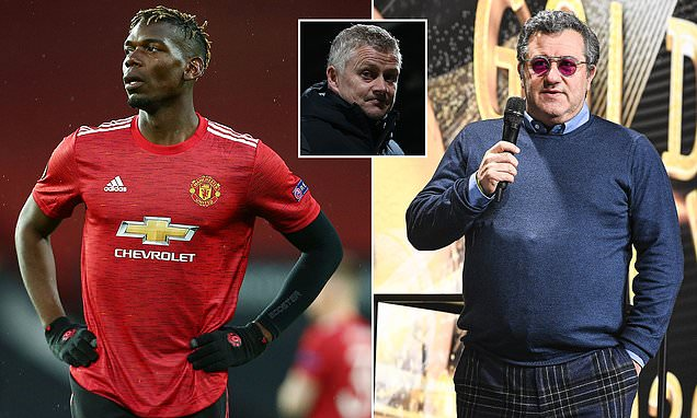 Paul Pogba 'will leave this summer if he doesn't sign a new contract'