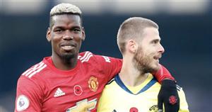 Paul Pogba contract talks could impact David de Gea future at Man Utd