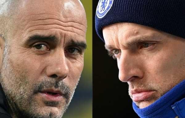 Pep Guardiola vs Thomas Tuchel: Football's 'chess ...