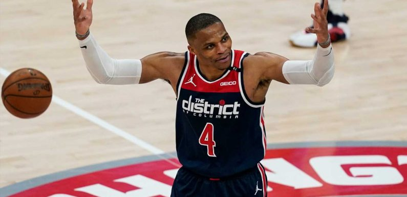 'Point guards don't do what he does': Wizards' Russell Westbrook drops crazy stat line