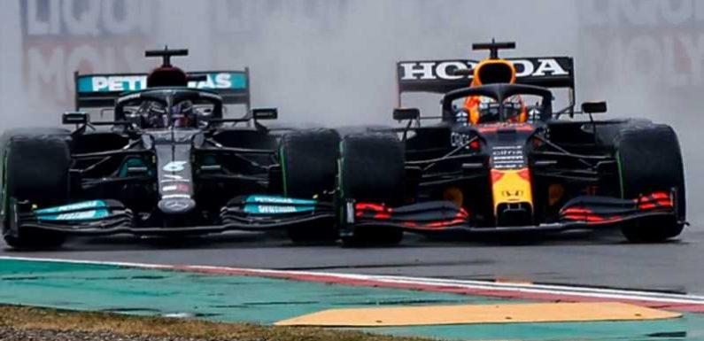 Portuguese GP: Nico Rosberg on the start of Lewis Hamilton vs Max Verstappen's F1 title fight