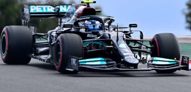 Portuguese GP: Valtteri Bottas upstages Lewis Hamilton and Max Verstappen for Portimao pole position