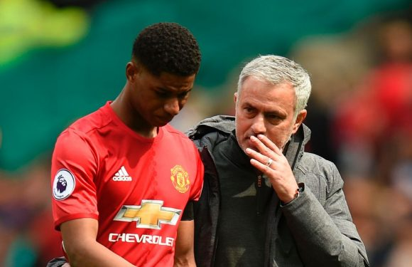 Rashford admits struggles with Mourinho's tactics at Man Utd