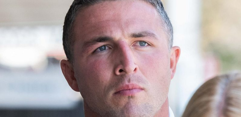 Sam Burgess pleads guilty to drug driving charge
