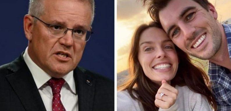 Scott Morrison shocks Pat Cummins as Aussies consider fleeing to island paradise