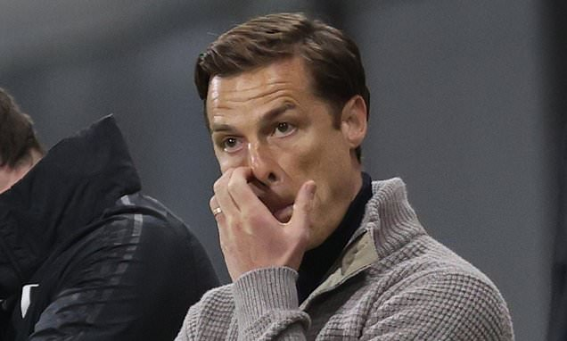 Scott Parker says he is 'hurt' and 'gutted' after relegation