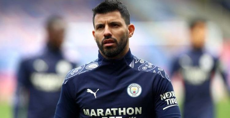 Sergio Aguero 'crazy' to play for Barcelona as club's summer transfer plans emerge