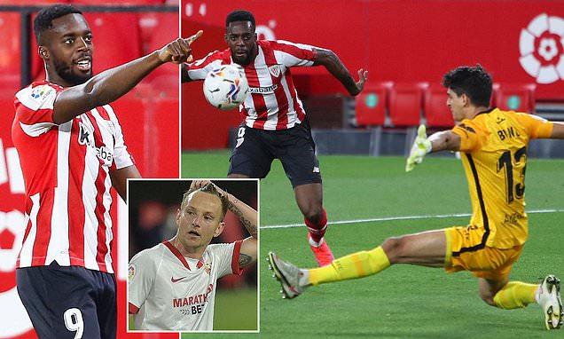 Sevilla 0-1 Athletic Bilbao: Sevilla's title hopes suffer a blow