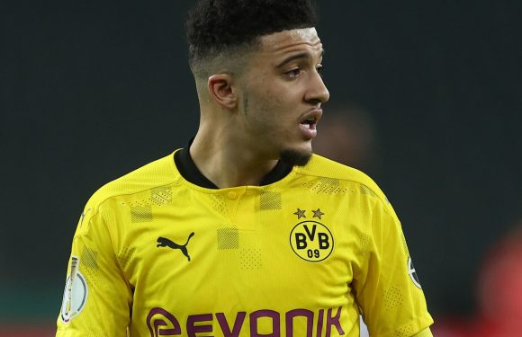 Should Manchester United sign Jadon Sancho? Gary Neville and Jamie Carragher disagree over Dortmund winger