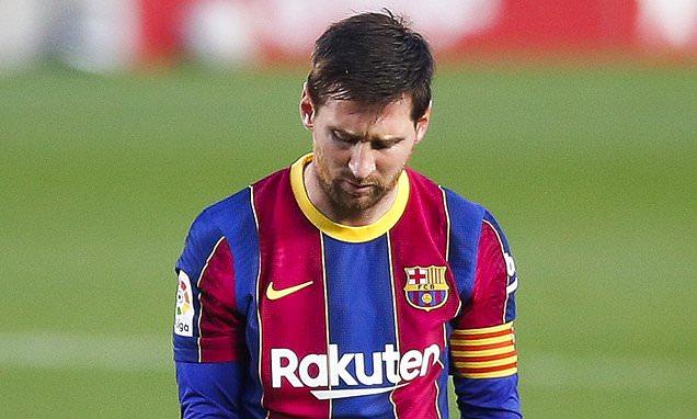 'Signing Messi isn't Paris Saint-Germain's immediate priority'