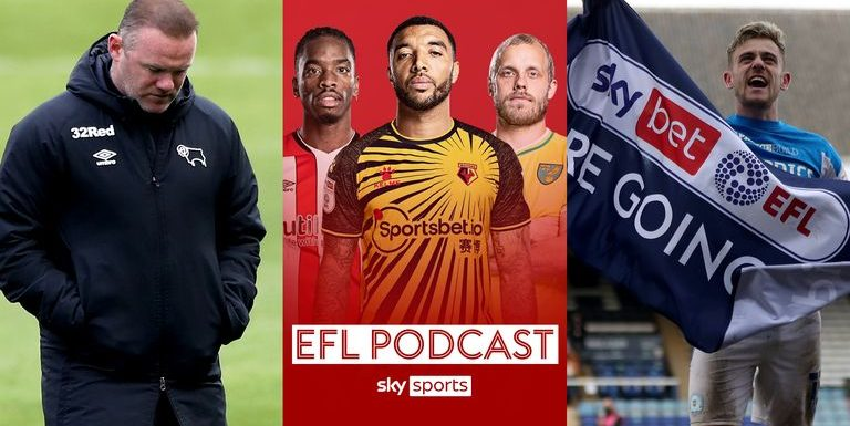 Sky Sports EFL Podcast: Ups, downs & final-day drama to come