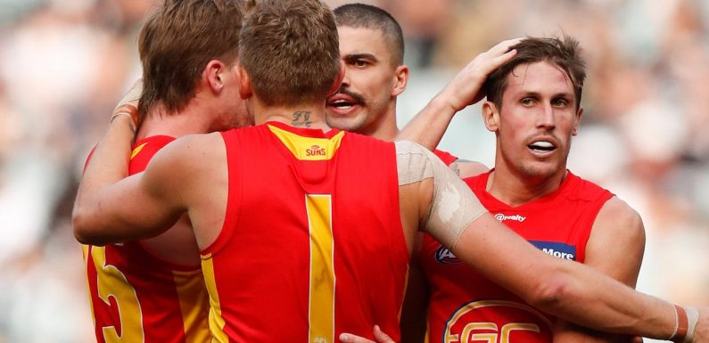Suns burn Pies to heap more pressure on Buckley