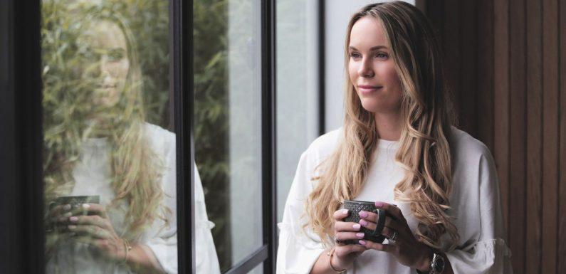 'Super tense' tennis star Caroline Wozniacki feared arthritis crushed baby dream
