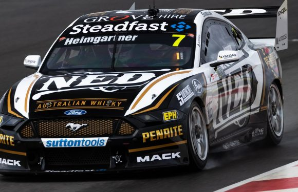 Supercars: All the action from this weekend's round of action at The Bend in South Australia