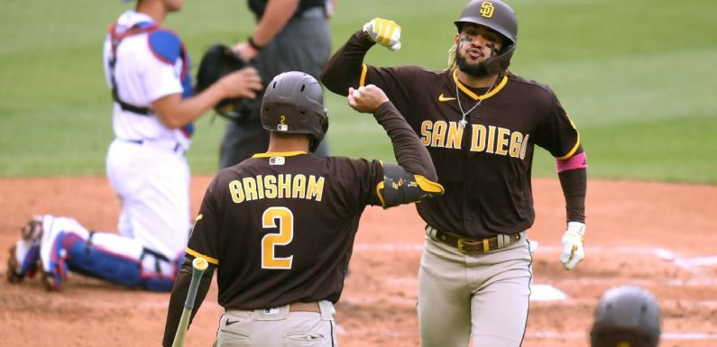 Tatis tests positive; 2 other Padres also put on IL