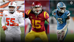 The 11 best late-round steals in the 2021 NFL Draft include picks by Patriots, 49ers, Steelers