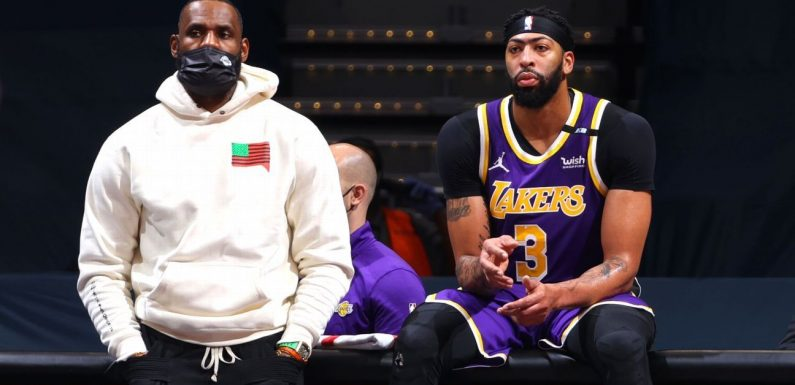 The Lakers are going to be OK, right?