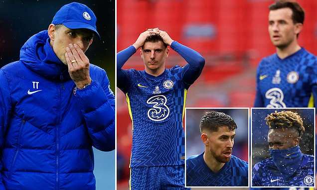 The fires Tuchel must put out to avoid horror end to the season