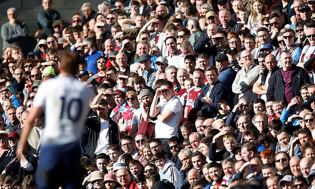 The numbers don't add up for fans' returns to Premier League stadiums