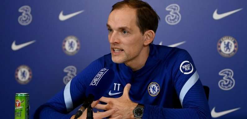 Thomas Tuchel's orders to Chelsea for Real Madrid second leg showdown
