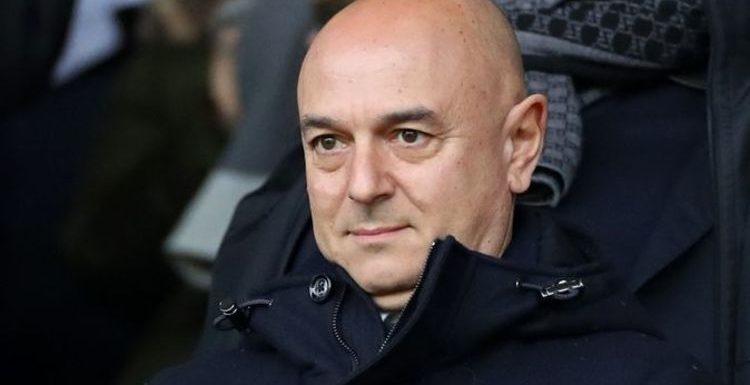 Tottenham have three transfer priorities for Daniel Levy to address despite Sheff Utd win