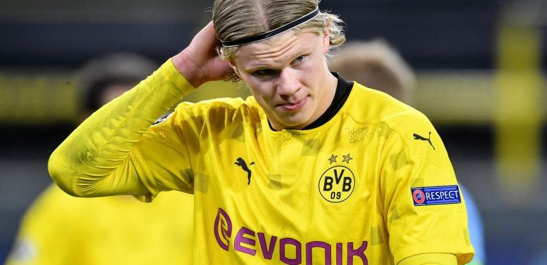Tuchel explains how Chelsea's transfer recruitment works amid Haaland chase