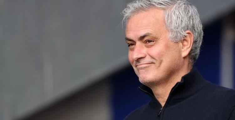 Two Tottenham stars Jose Mourinho could target as new Roma boss