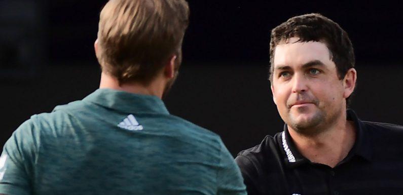 Valspar Championship: Sam Burns holds off Keegan Bradley to secure maiden PGA Tour victory