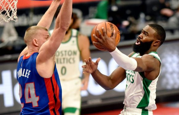 What Jaylen Brown's season-ending injury means for the Celtics' playoff hopes