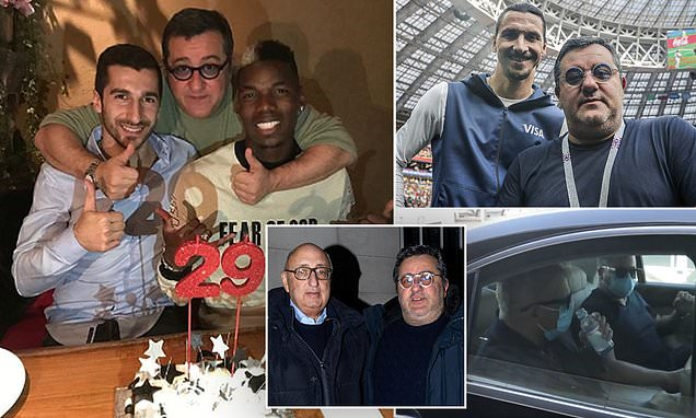 What exactly is super agent Mino Raiola like to deal with?