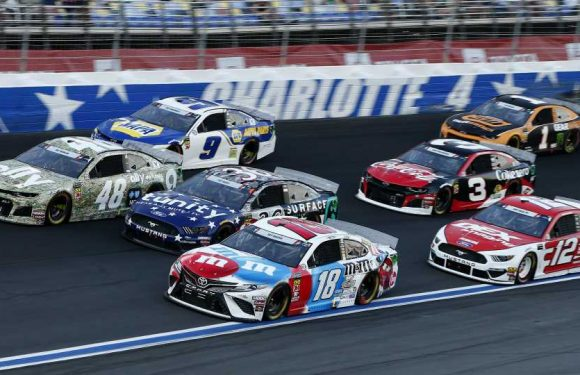 What time does the NASCAR race start today? TV schedule, channel for Coca-Cola 600 at Charlotte