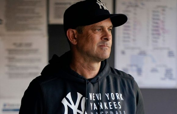 Boone on sliding Yanks: 'We need to step it up'