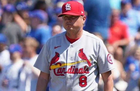 Cardinals manager Mike Shildt: 'You're going to see a regression' in some pitchers with sticky substance crackdown